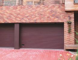 Sekční vrata garážová Opava